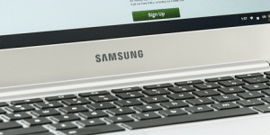 samsung and hp laptops